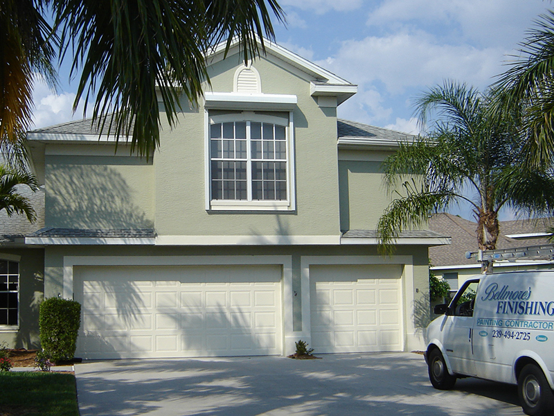 Residential Exterior Paint Job