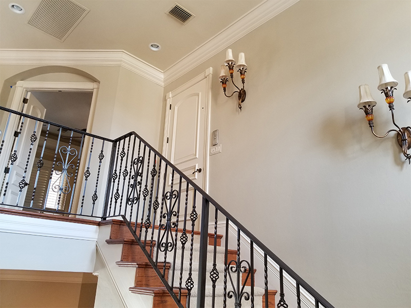Residential Interior Paint Job